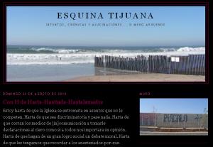 Vitamina para el alma: Esquina Tijuana